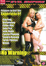 Watch Belladonna: No Warning movie