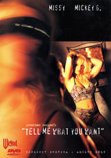 Watch Tell Me What You Want movie