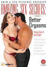 Watch Amazing Sex Secrets: Better Orgasms movie