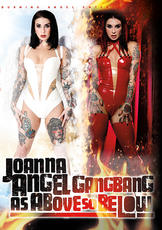 Watch Joanna Angel Gangbang: As Above So Below movie