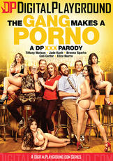 Watch The Gang Makes a Porno: A DP XXX Parody movie