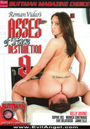Watch Asses of Face Destruction 9 movie