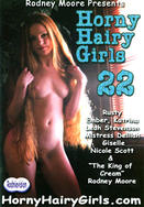 Watch Horny Hairy Girls 22 movie