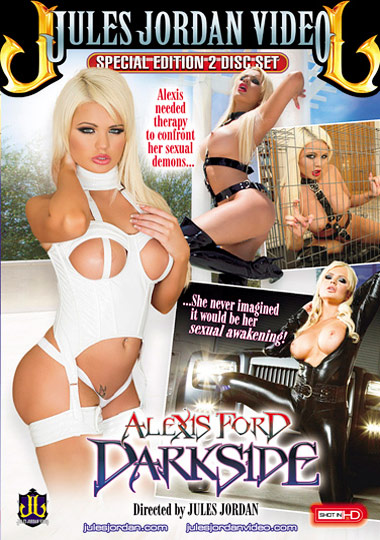 Alexis Ford Darkside (2012) free large front cover