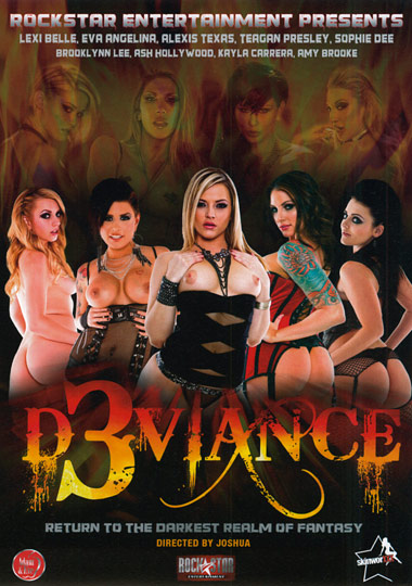 Deviance 3 (2012) free large front cover