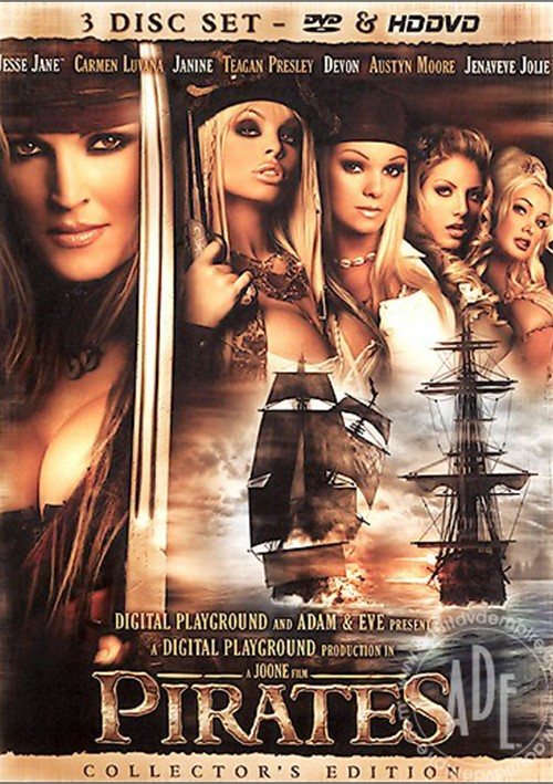 Pirates (2005) free large front cover