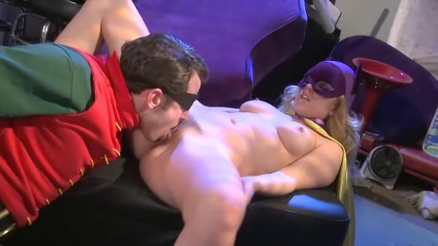 Batman xxx james deen 9