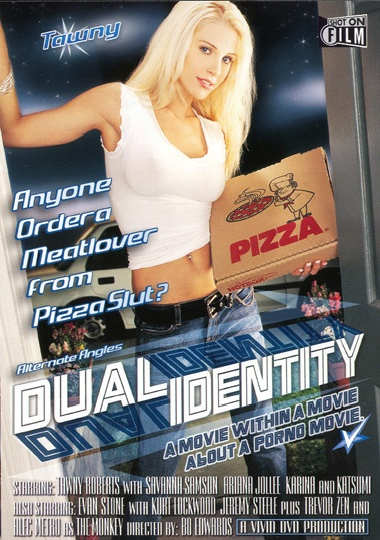 Dual Identity (2004) free large front cover