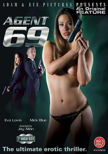 Agent 69 (2017) free large front cover