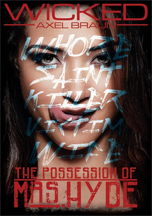 The Possession of Mrs. Hyde (2018) free large front cover