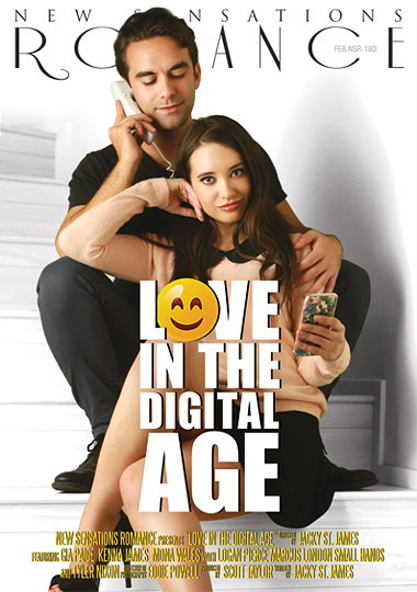 Love In The Digital Age (2018) free large front cover