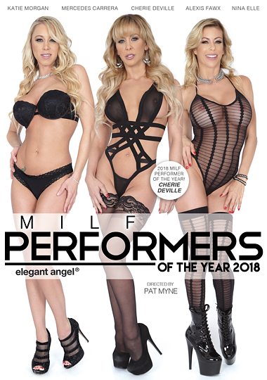 MILF Performers of the Year 2018 (2018) free large front cover