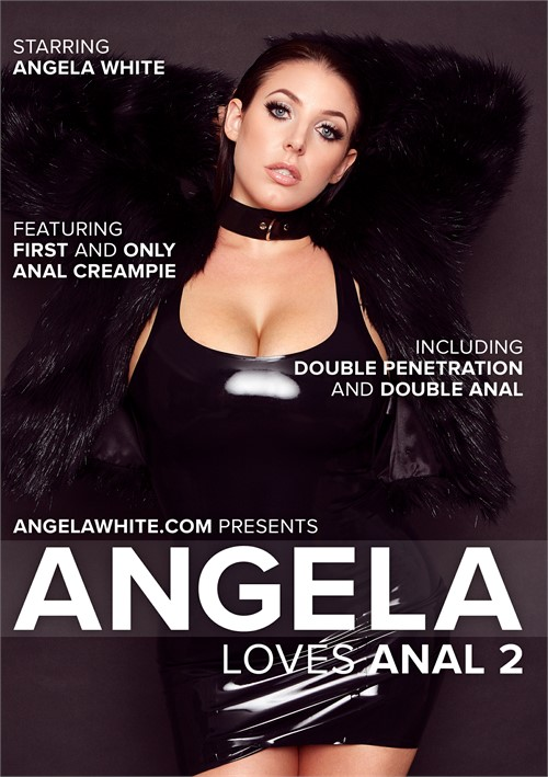 Angela Loves Anal 2 (2018) free large front cover